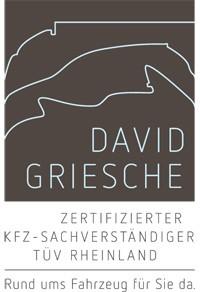 Logo KFZ-Gutachter David Grische